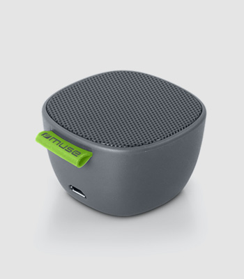 Muse Mini Portable Wireless Bluetooth Speaker